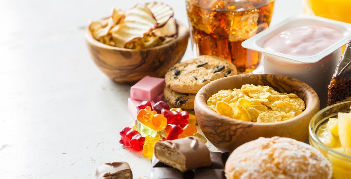 Limit sugary and acidic foods