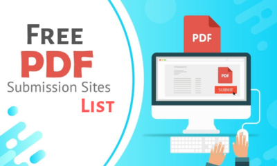 Top 10 PDF Submission Sites