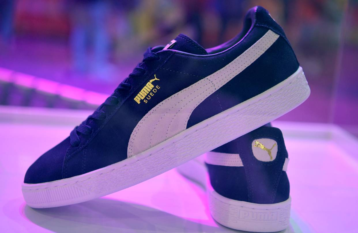 Puma Stock Dropped After Gucci Owner Kering Trimmed Its Stake. Here's Why. | Barron's