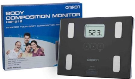 Omron HBF 212 Digital Full Body Composition Monitor