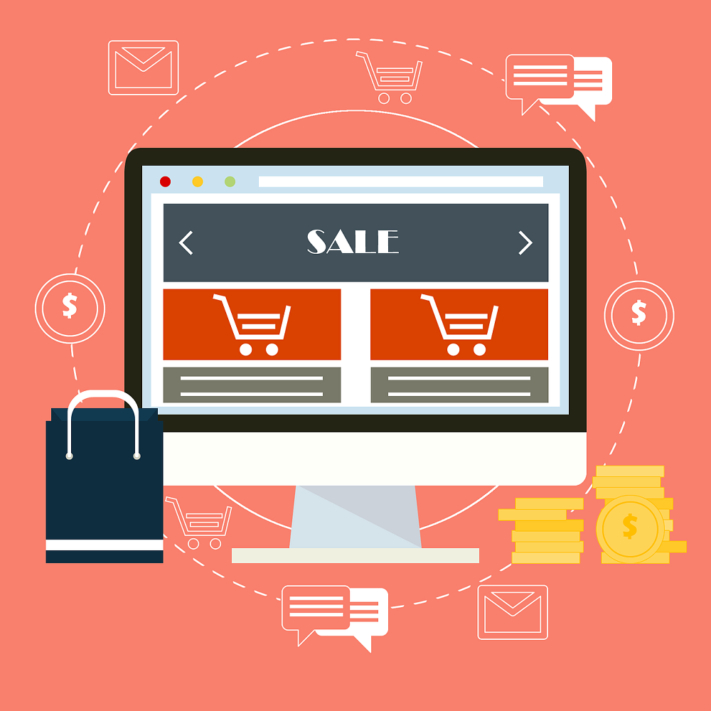 Online shopping feature image