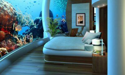 Top 10 Best Underwater Hotels in the World
