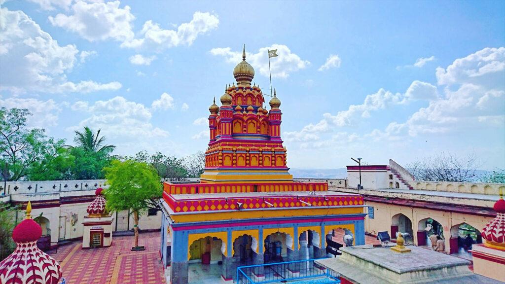 Parvati Hill Temple