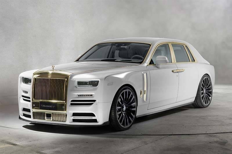 Mansory Rolls-Royce Phantom VIII: The ugliest car for tasteless billionaires? - The Financial Express..