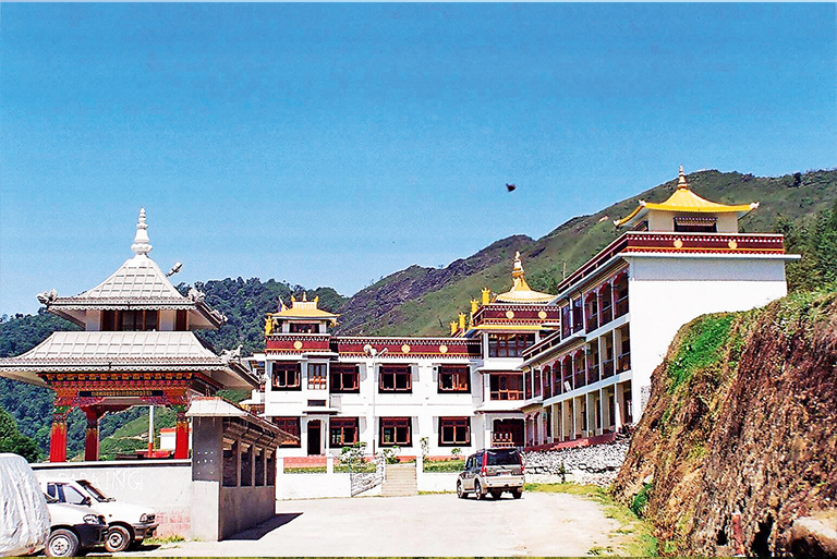 Rabgyaling_Monastery_at_Bomdila