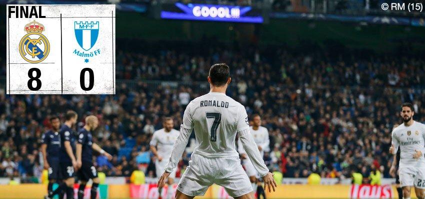 10 Biggest Champions League Wins