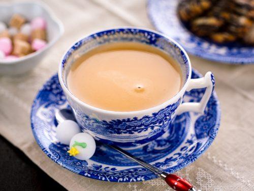 Royal Milk Tea ロイヤルミルクティー • Just One Cookbook