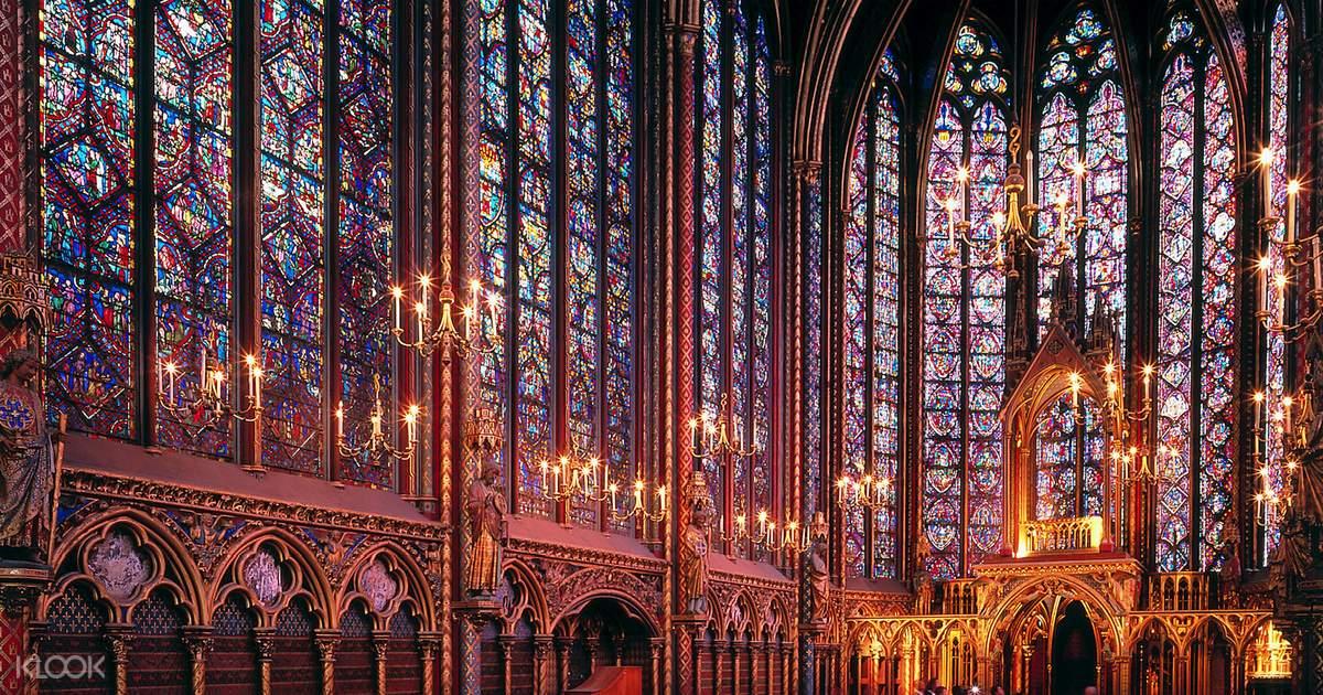 Sainte-Chapelle Skip-The-Line Ticket in Paris, France - Klook India