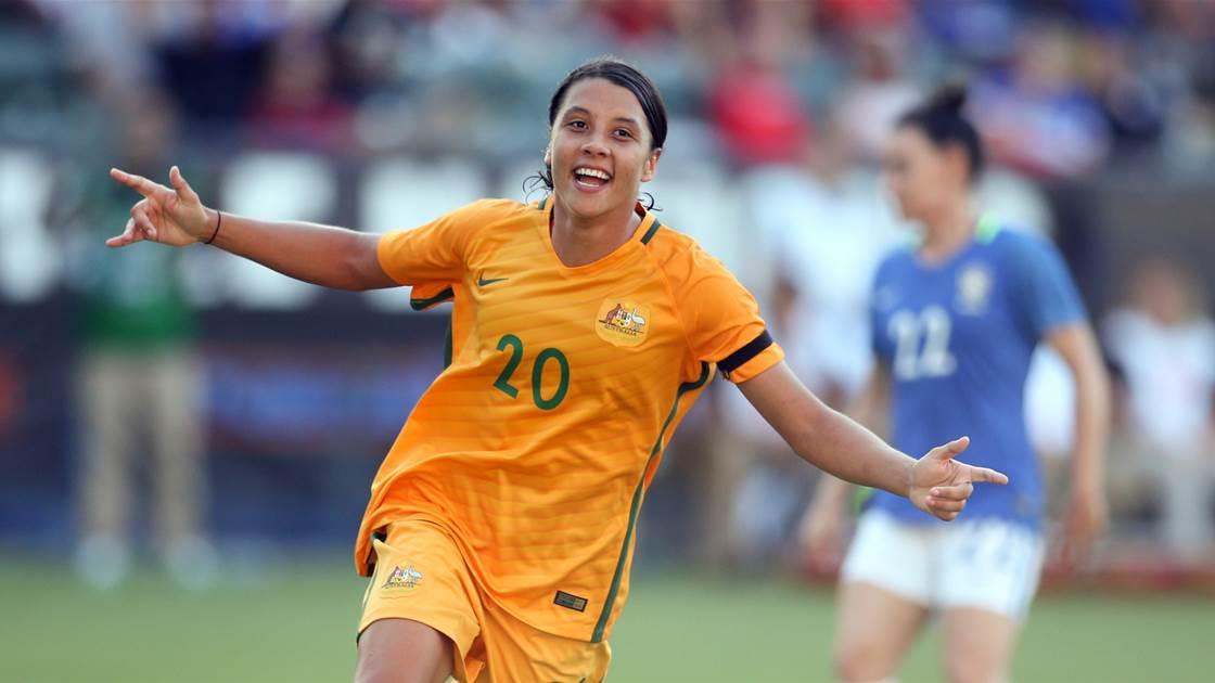 Top 10 Highest Paid Female Footballers.