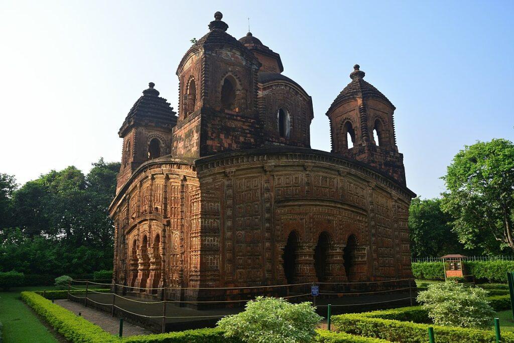 Shyam_Rai_Temple-Bishnupur-West_Bengal.