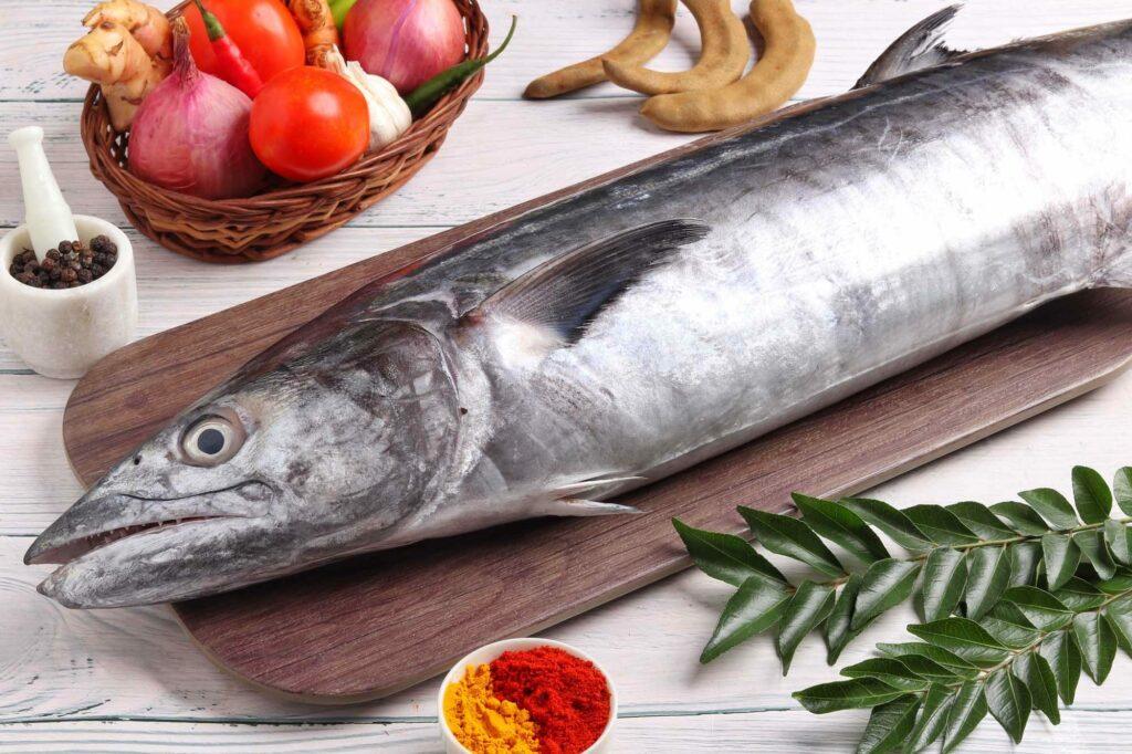 Surmai-fish