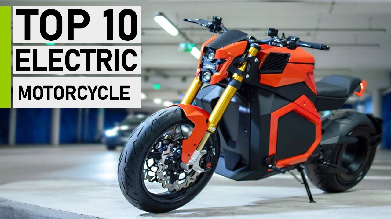 The 10 Best Electric Motorcycles