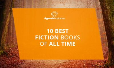 The 10 Best Fiction Books of All Time