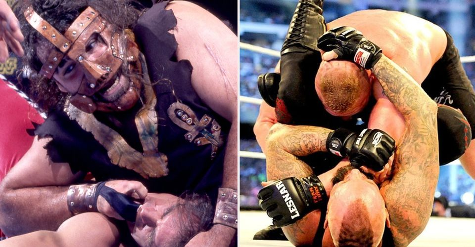 The 10 Deadliest Submission Moves In WWE History