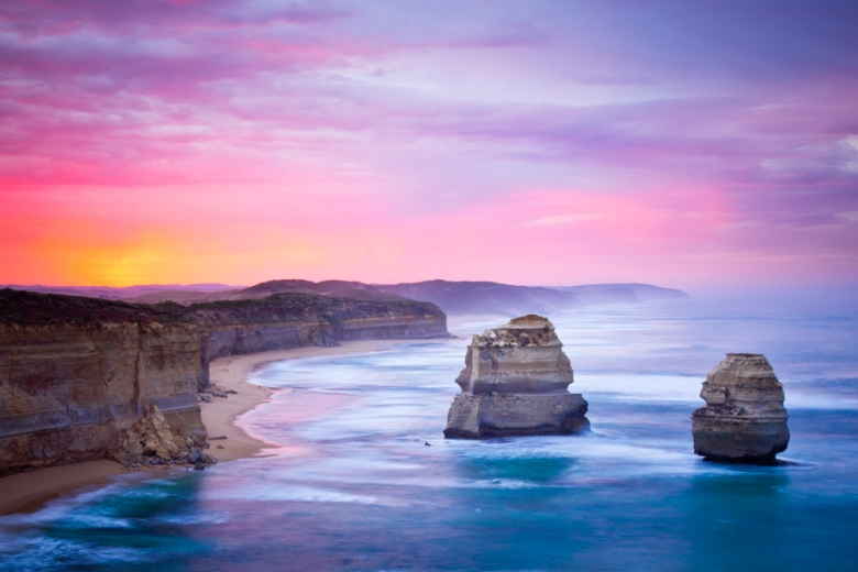 The Great Ocean Road is the world's largest war memorial