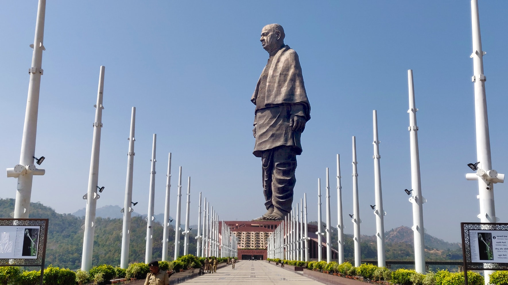 Statue of Unity - Creating a National Landmark for India - Michael Graves Architecture & Design