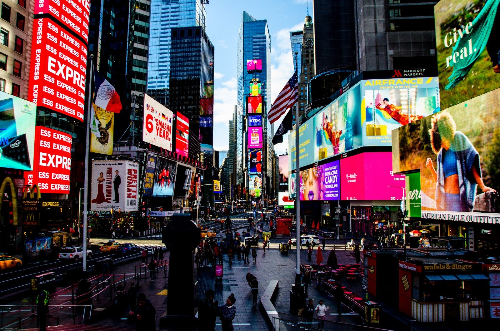 How to Be a Times Square Pro When You Visit New York City – Blog