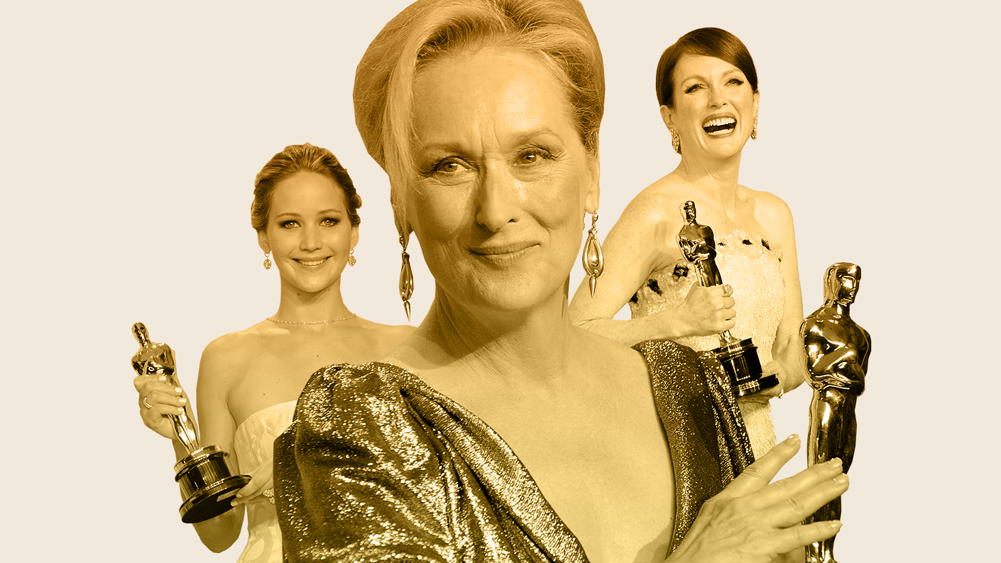 Top 10 Actresses With The Most Oscar Wins