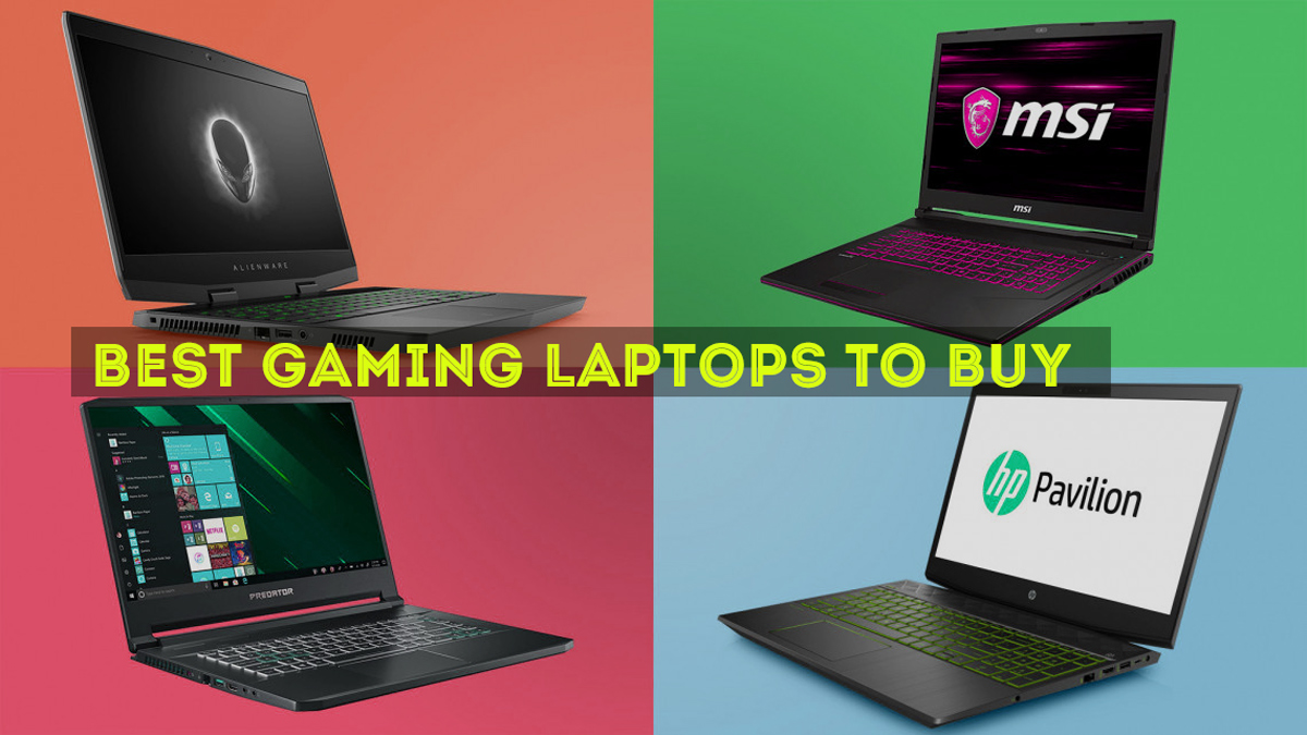 Top 10 Best Gaming Laptops