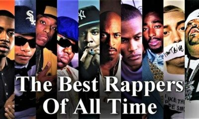 Top 10 Best Rappers of All Time