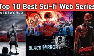 Top 10 Best Sci Fi Web Series