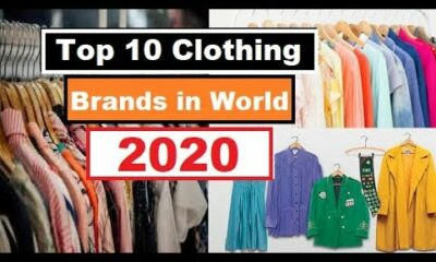 Top 10 Best Selling Clothing Brands In The World