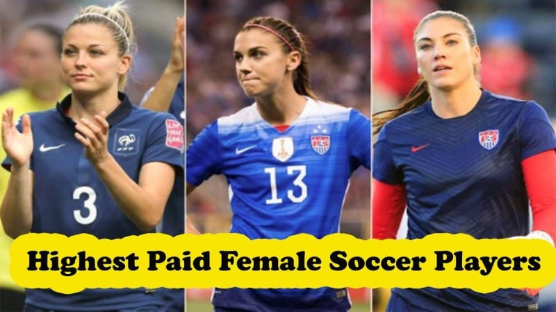 Top 10 Highest Paid Female Footballers