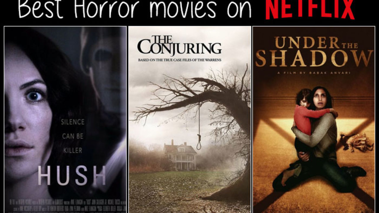 Top 10 Horror Movies On