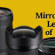 Top 10 Mirrorless Cameras Of 2020