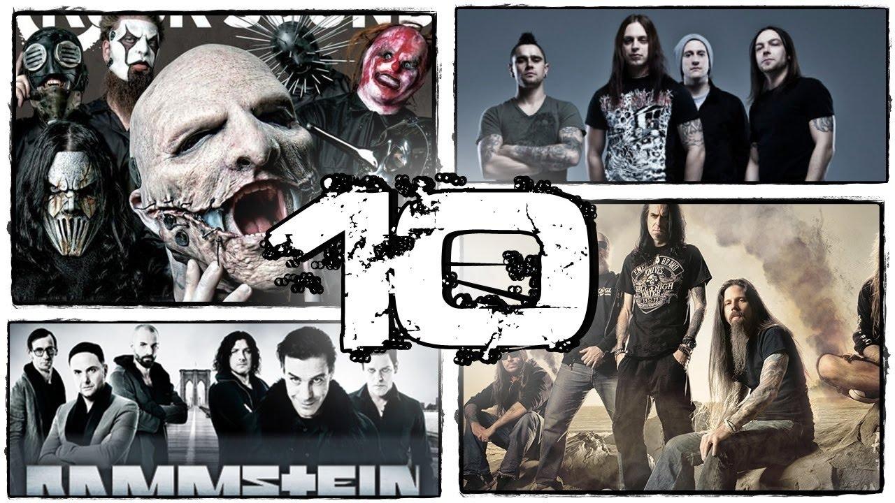 Top 10 Modern Bands