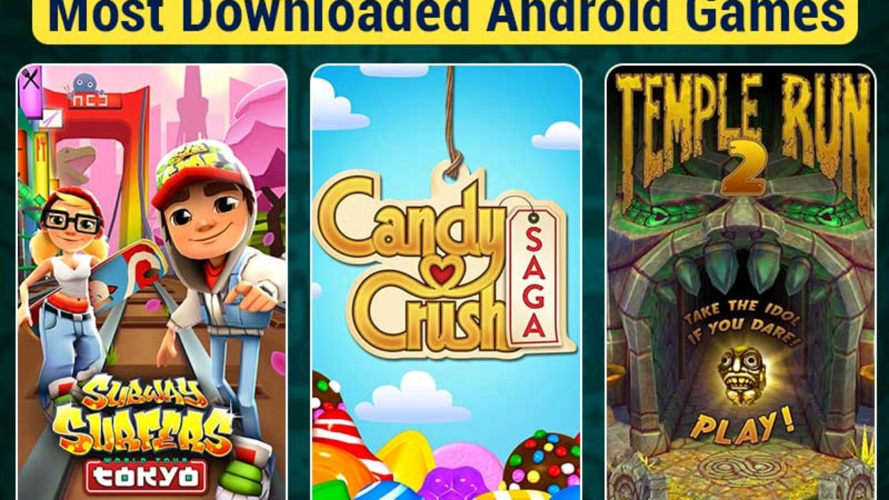 Top 10 Most Downloaded Game