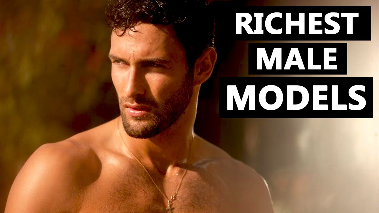 Top 10 Richest Male Models In The World.