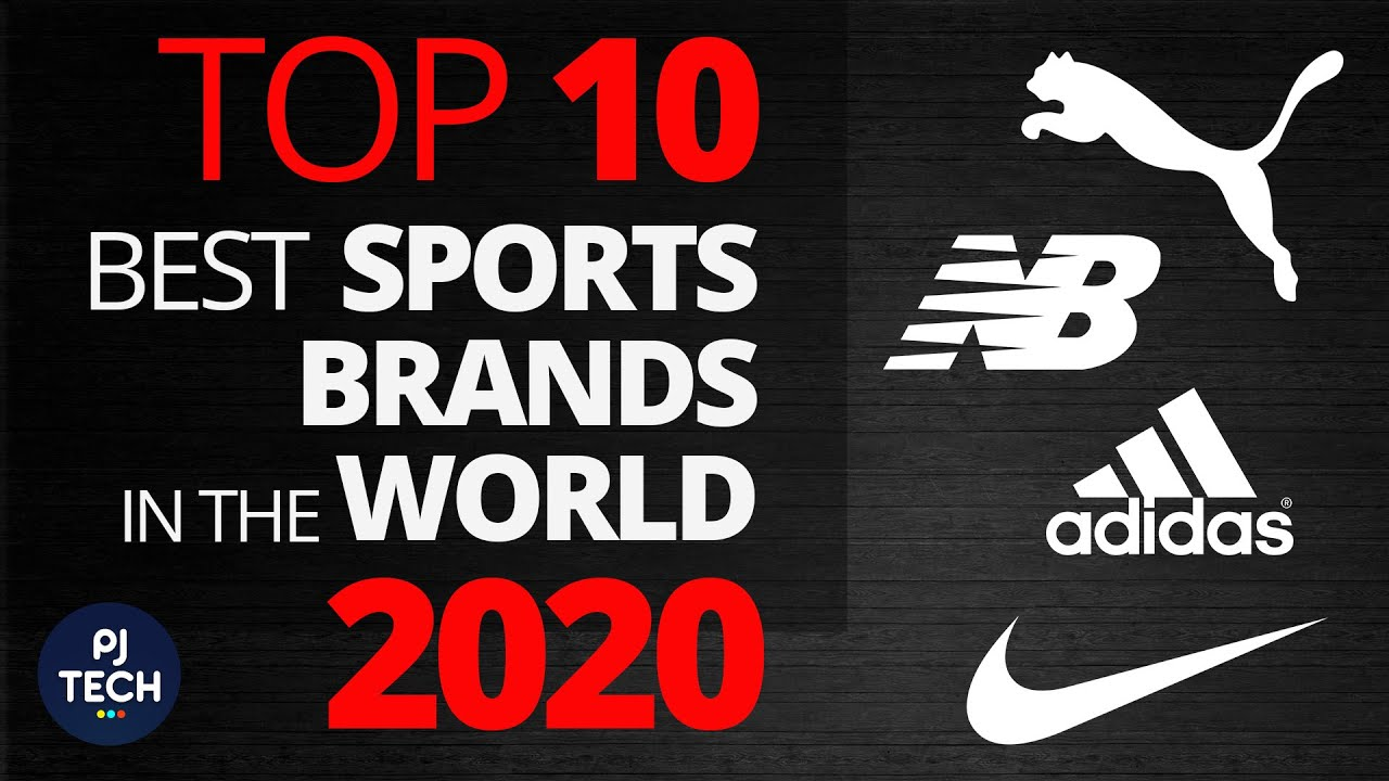Top 10 Sports Brands
