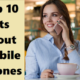 Top 10 facts about mobile phones