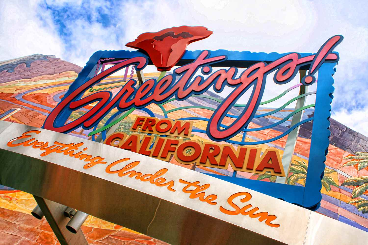 Top 10 places to visit in California