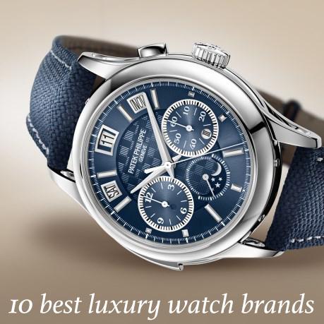 Top 10 Watch Brands