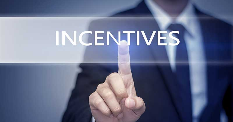 Use incentives