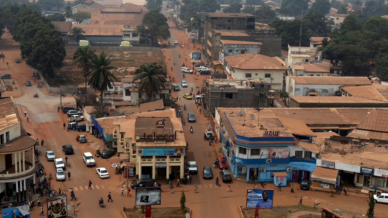 Central African Rep's data collection a matter of life and death — Quartz Africa