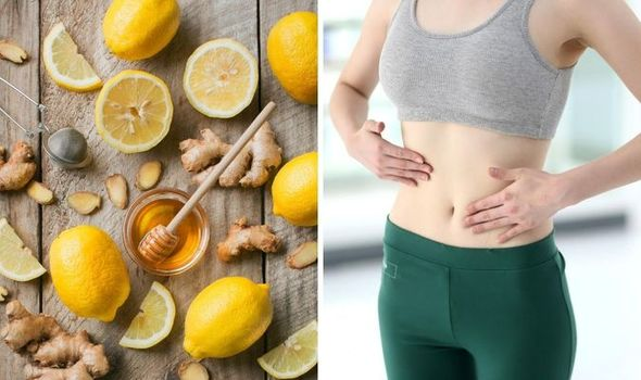 Weight loss: Drink ginger tea to lose weight fast and burn hundreds more calories a day | Express.co.uk