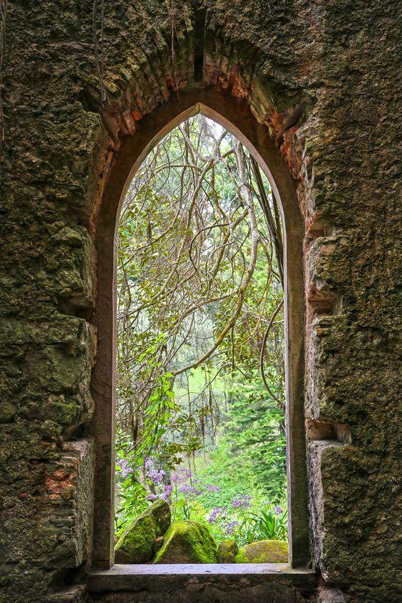 Window castle