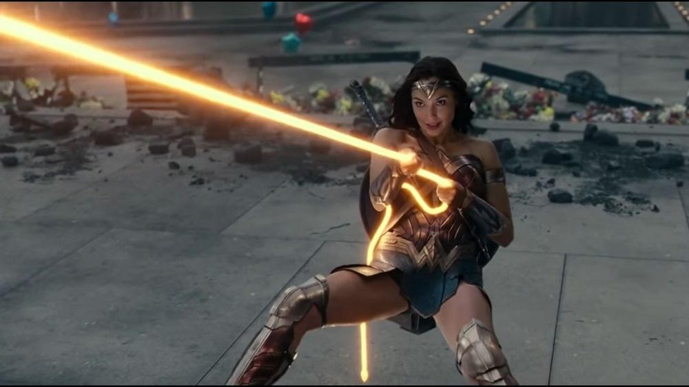 Wonder woman's lasso