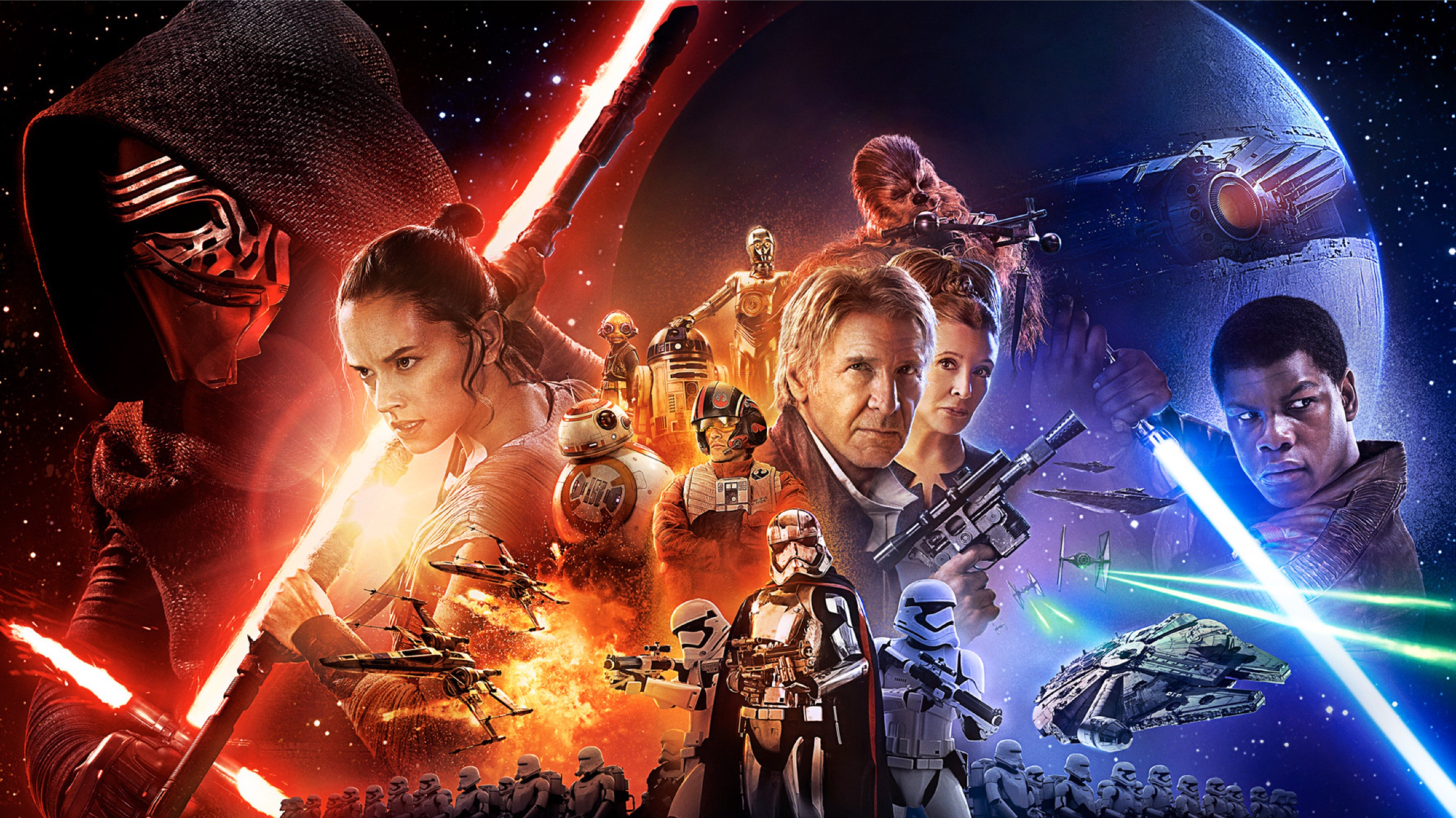 25 Unanswered Star Wars: The Force Awakens Questions