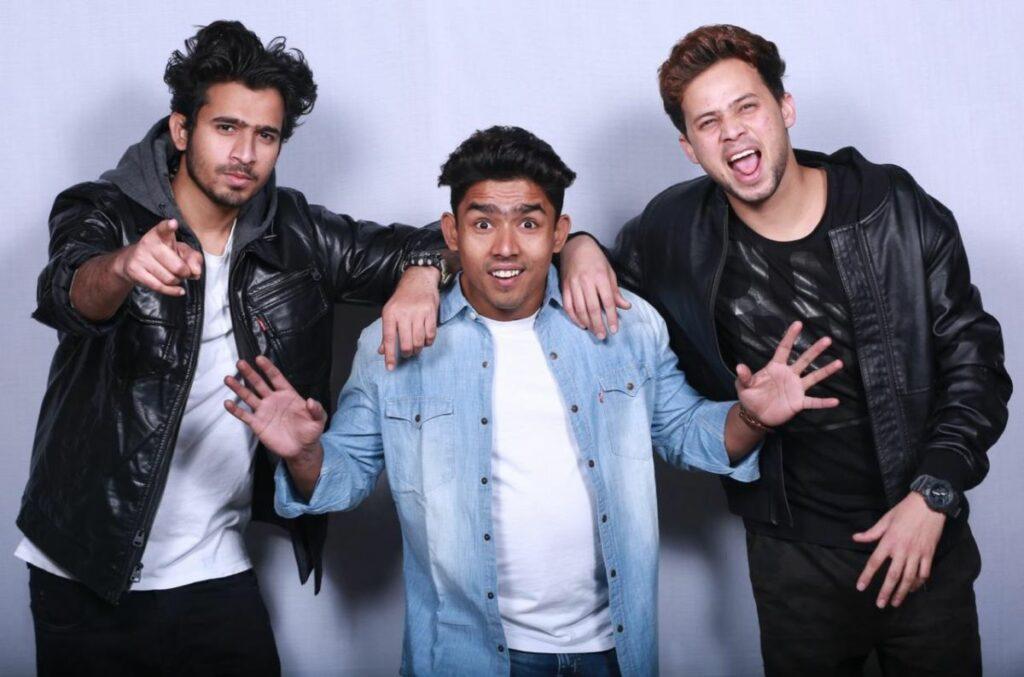 Zayn,Wasim and Nazim