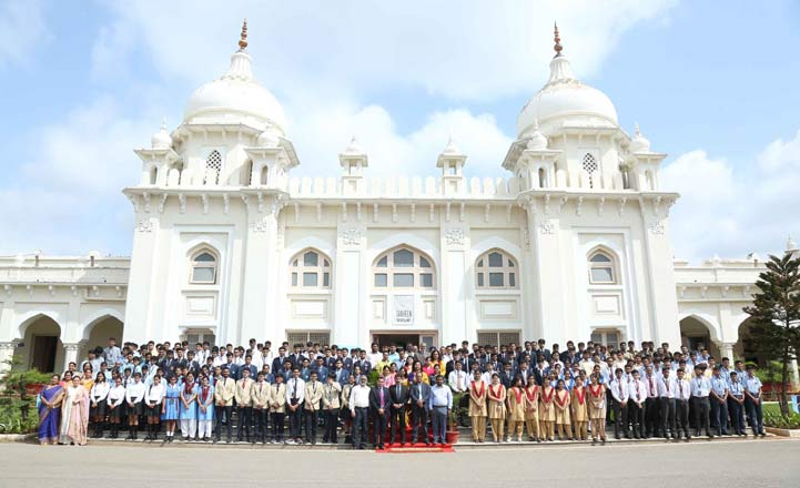 IPSC-IT Fest commences on a grand note in Hyderabad Public School