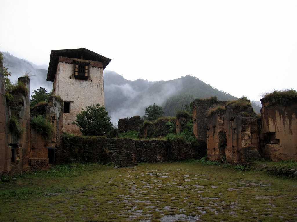 Drukgyal Dzong