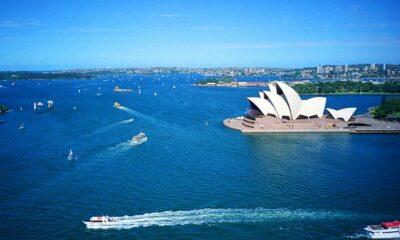 australia new south wales sydney opera house