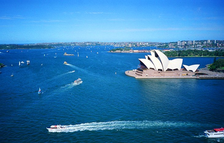 australia new south wales sydney opera house