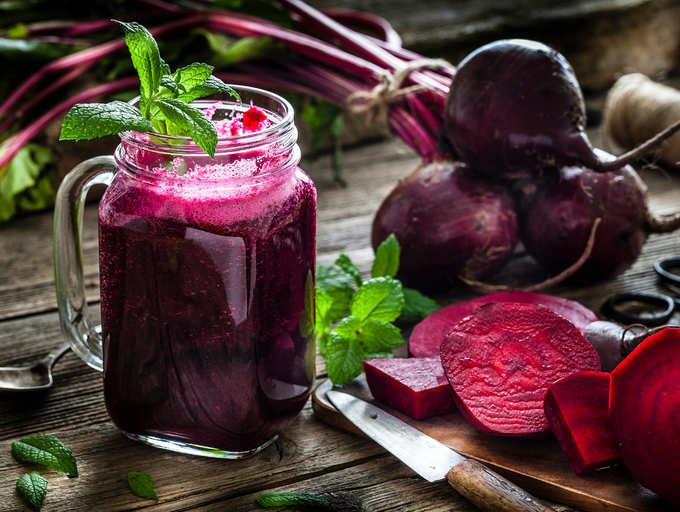 betroot juice