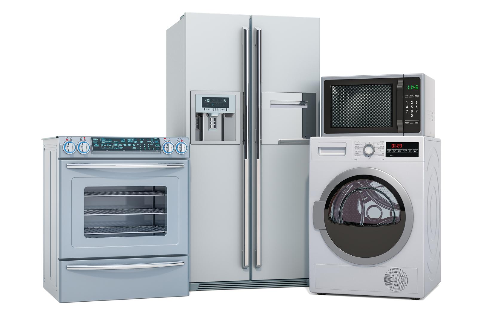 Low energy appliances