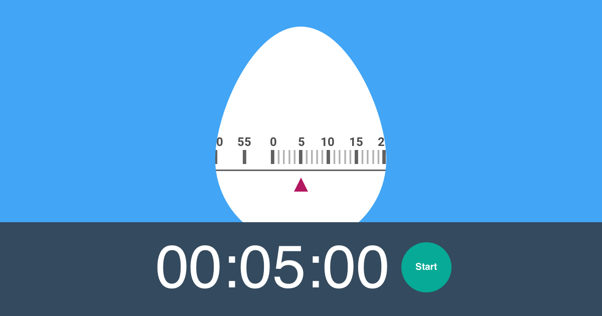 Set timers